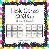 Gustar | Likes and Dislikes | Spanish Task Card Activity