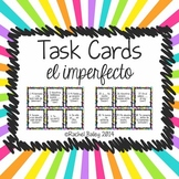 Task Card Set - Imperfect Tense