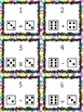 Task Card Set - Math with Dice (Matemáticas con Dados) in