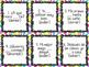 Task Card Bundle - Present Tense of Stem-Changing Verbs (e-ie, e-i, and o-ue)