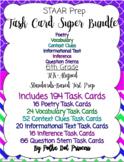 Task Card Super Bundle - ELA STAAR Test Prep
