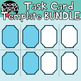 Task Card Templates BUNDLE #1