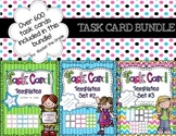 Task Card Templates Sets 1-3 **BUNDLE** Workstation/ Class