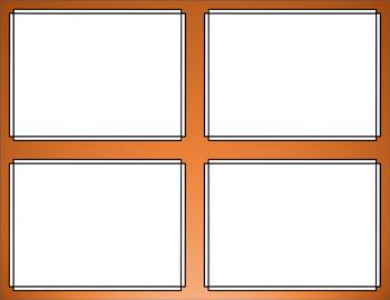Task Card Templates Clip Art SET 30
