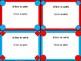 Task Card Templates - Dr. Seuss Tribute Colors