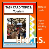 Task Card Topics: Tourism