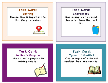 Task Cards!