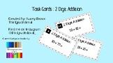 Task Cards 2 Digit Addition
