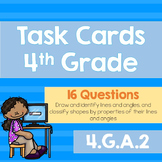 Task Cards 4.G.A.2