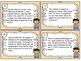 Task Cards Add, Subtract, Multiply and Divide Word Problems Set 1