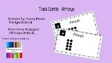 Task Cards Arrays