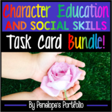Character Education BUNDLE / Social Skills BUNDLE - Task Cards