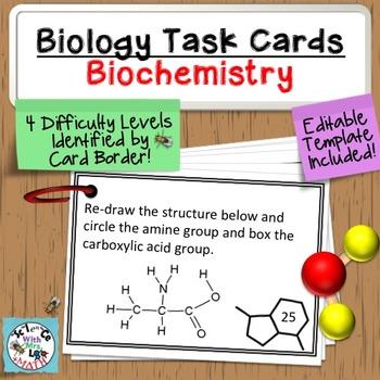 biochem task Module mse-2025: molecular biology & biochem module facts run by school  of medical sciences 20 credits or 10 ects credits semester 1 & 2 organiser:.
