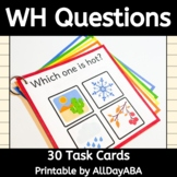 Task Cards Bundle - ABA & Speech Therapy - Discrete Trial