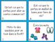Task Cards - Cartes à tâches - les vêtements- clothing - French