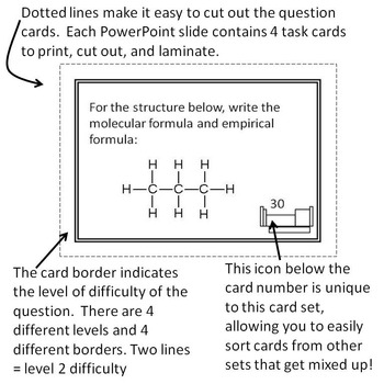 Task cards introduction to periodic table atoms molecules and ions chemistry task cards introduction to periodic table atoms molecules and ions urtaz Choice Image
