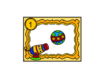 Task Cards Circus Themed Cannonball Firing Off Addition Facts