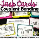 Task Cards: Covalent Bonding