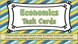 Task Cards -- Economics