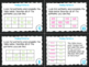 4th Grade Math Task Cards- Finding, Analyzing, Extending P