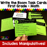 Task Cards - First Grade Math