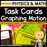 Task Cards: Graphing Motion