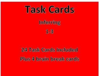 Task Cards- Inferring