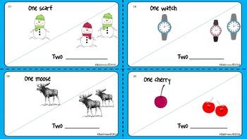 Task Cards Irregular and Regular Plural Nouns