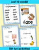 Homonyms: Multiple Meaning Vocabulary Task Cards- Definitions B