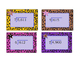 Task Cards: Long Division with Remainders