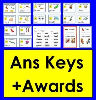 Task Cards - Long Vowels
