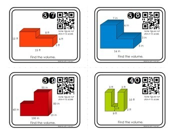 Task Cards for 5th Grade BUNDLE