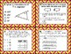 Task Cards - Math 6 Geometry, Data, and PFL (RC 3-4 TEKS)