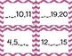 Task Cards - Missing Numbers Bundle - 1 to 20 Series