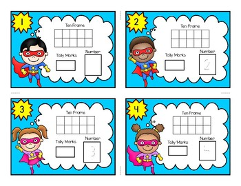 """Task Cards Numbers 1-20 including """"I have...Who has?"""""""