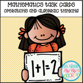 Task Cards...Operations and Algebraic Thinking!