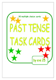 Task Cards Past Tense