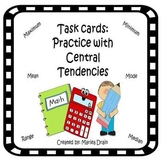 Central Tendencies: Task Cards and PowerPoint Show