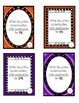 Task Cards - Prime Factorization - Halloween Themed