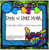 Task Cards Rock N Roll Math