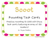 Task Cards: Rounding 10-10,000
