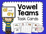Vowels / Vowel Pairs / Vowel Practice / Word Work