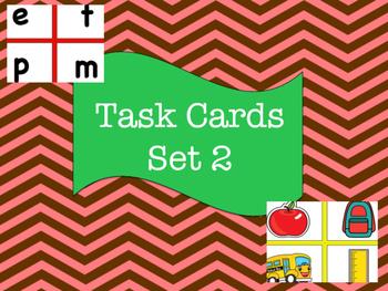 Task Cards Set 2