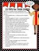 Task Cards - Sixth Grade Math  Statistics and Probability