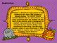 Task Cards Sleepy Hollow (Bloom's Taxonomy)