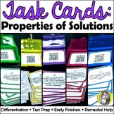 Task Cards: Solutions