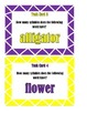 Syllables Set 1 - Task Cards