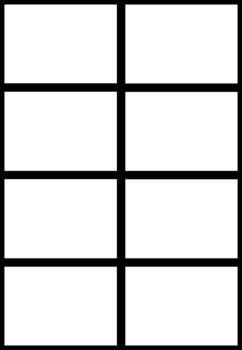 FREE: TASK CARD TEMPLATE (black, 8 per page)