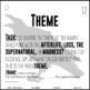 """Task Cards - """"The Raven"""""""