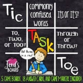 Commonly Confused Words Game